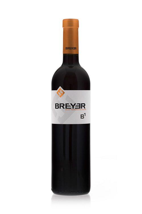Weingut Breyer Flaschenbilder