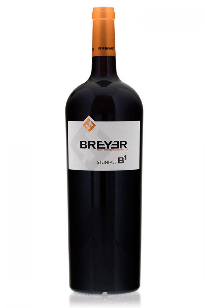 Weingut Breyer Flaschenbild